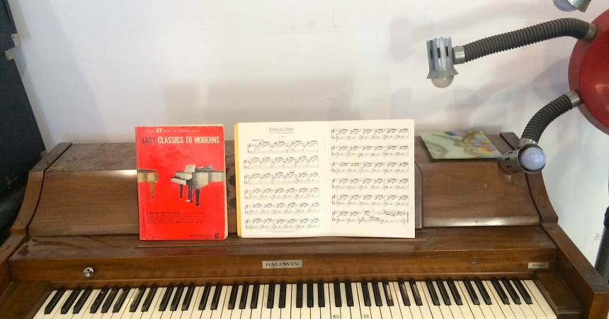 milkbar - piano
